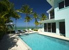 Kai Zen Beachfront Home, Rum Point - SOLD