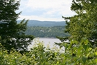 7.56 Acres with Panoramic 180 Degree Water View!