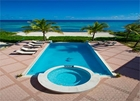 Villa Zara Beachfront Estate, Rum Point - SOLD