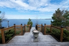 Stunning One-Level Home with 800 feet of waterfront