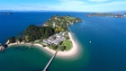 Your Own Private Paradise In The Hauraki Gulf