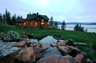 Breathtaking Views of Lake Pend Oreille - SOLD
