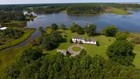 Historic Waterfront Estate Home on 28 Acres