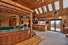 Log Home Luxury