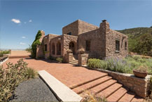 Santa Fe, New Mexico luxury Home