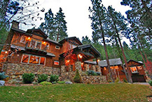 Lake Tahoe Estate Luxury Home - Glenbrook, Nevada