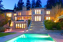 West Vancouver Canada luxury homes