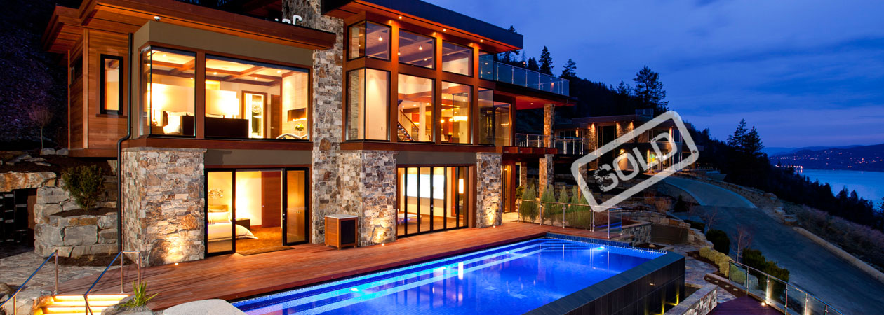 Kelowna - British Columbia Luxury Homes