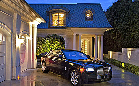 West Vancouver, British Columbia luxury homes